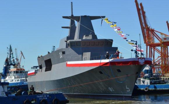 флот строит самый дорогой