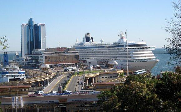 самый крупный лайнер - Самое