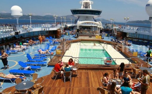 Туры на круизном лайнере